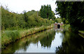 SO8798 : Canal east of Wightwick, Wolverhampton by Roger  Kidd