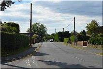 SU8596 : Main Rd by N Chadwick