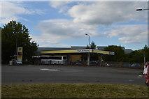 SU8693 : Morrisons Fuel by N Chadwick