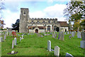 TL1937 : Arlesey church by Robin Webster