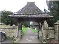 TQ3024 : Lychgate, Holy Trinity Church, Cuckfield by Richard Rogerson
