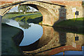 SJ5360 : Bate's Mill Bridge, Shropshire Union Canal by Stephen McKay