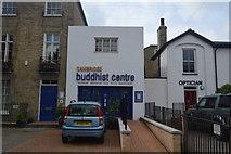 TL4558 : Cambridge Buddhist Centre by N Chadwick