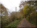 SJ6467 : Whitegate Way looking east at Catsclough by Stephen Craven