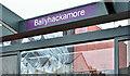 J3773 : EWAY halt, Ballyhackamore, Belfast - November 2017(2) by Albert Bridge