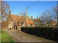 TL5184 : Little Downham: Tower Farm by John Sutton
