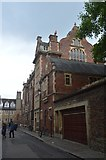 TL4458 : Gonville and Caius College by N Chadwick