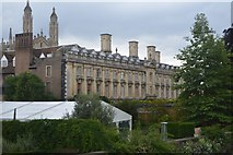 TL4458 : Clare College by N Chadwick