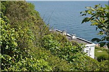 SX4448 : Penlee Point Battery by N Chadwick