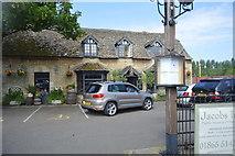 SP4809 : Jacob's Inn by N Chadwick