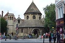 TL4458 : The Round Church by N Chadwick