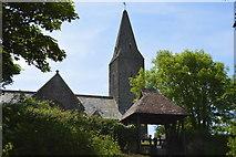 SX4249 : Church of St Germanus by N Chadwick
