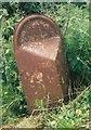 SP6809 : Old Milepost by N Windle