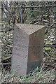 SJ5552 : Old Milepost by J Higgins