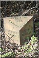 SJ5969 : Old Milepost by J Haynes