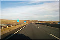SP9639 : A421 towards Bedford by Robin Webster