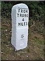 SW7645 : Old Milestone by Ian Thompson
