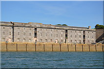 SX4553 : Royal William Victualling Yard - Clarence Block by N Chadwick