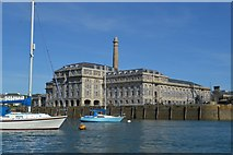 SX4653 : Royal William Victualling Yard - Bakery by N Chadwick