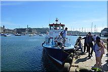 SX4653 : Cremyll Ferry by N Chadwick