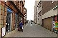 NS3322 : Old Bridge Street, Ayr by Billy McCrorie