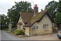 TQ3228 : South West Lodge by N Chadwick