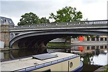TL4559 : Victoria Bridge by N Chadwick