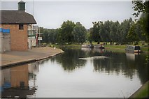 TL4559 : River Cam by N Chadwick