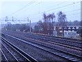 TQ1193 : Carpenders Park station by Marathon