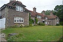 TQ3130 : Balcombe Estate Houses by N Chadwick