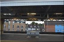 TQ3969 : Shortlands Station by N Chadwick