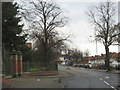SP0590 : Hamstead Road By Entrance to Handsworth Park by Roy Hughes