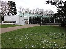 SP3265 : The Glasshouse, Jephson Gardens, Leamington by Rudi Winter