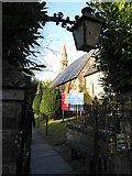 ST0083 : Church of Ss Julius and Aaron, Llanharan by Gareth James