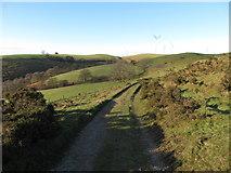 ST0084 : On the Taff Ely Ridgeway walk by Gareth James