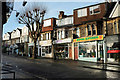 ST5775 : Shops, Westbury Park by Derek Harper