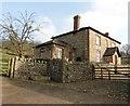 SY1796 : Brimley Farm by Roger Cornfoot