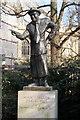TQ3104 : Max Miller statue, Brighton by Mike Pennington