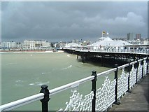 TQ3103 : The Palace Pier, Brighton by Paul Allison