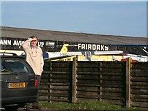 TQ0062 : Fairoaks, Surrey by Brendan and Ruth McCartney