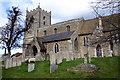 TL3370 : Holywell Church, Cambs by Alan Simkins