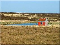 ND0947 : Fishing Hut by Dorcas Sinclair