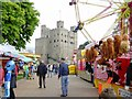 TQ7468 : Rochester Castle by Penny Mayes