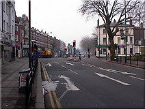 TQ2789 : East Finchley by Alan Simkins