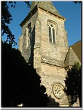 SE4778 : The Church on the edge of Great and Little Thirkleby by Dorcas Sinclair