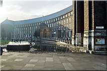 ST5872 : College Green, Bristol by Rosalind Mitchell