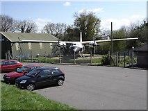 SU7772 : ATC Museum by Andy Malbon