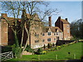 SO8774 : Harvington Hall by Martyn B