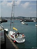 SX9163 : Torquay Harbour by David Stowell