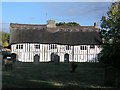 TL5562 : Linton House in the centre of Swaffham Bulbeck by mym